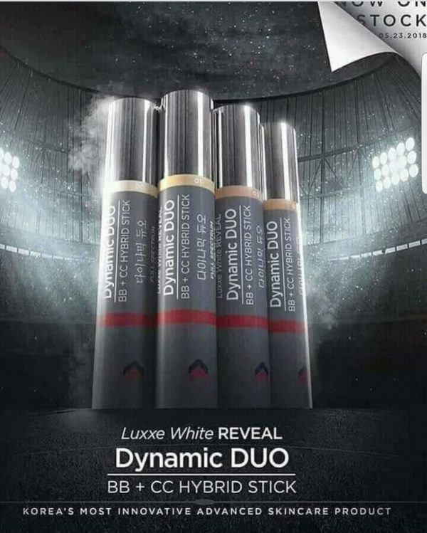 Luxxe White Reveal Dynamic Duo