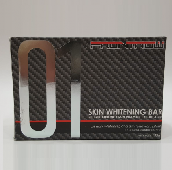 Skin Whitening Bar Soap 01