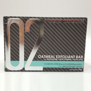 Luxxe Celebrity Soap 02 Oatmeal Exfoliant Bar