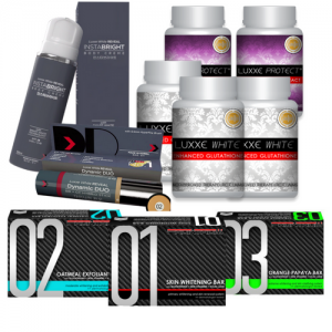 Luxxe White Ultimate Package